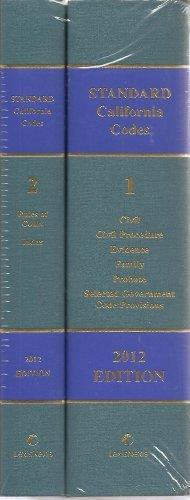 standard-california-codes-2012-edition-six-in-two-two-volume-set-volume-one-civil-civil-procedure-ev