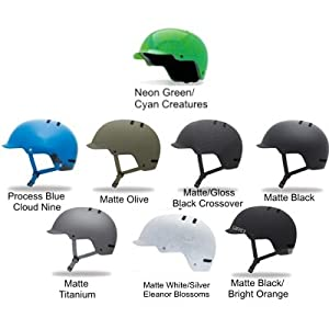 Giro Surface Helmet (Matte /Gloss Black Crossover, Large)