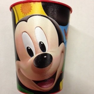 Mickey Mouse 'Playtime' Reusable Keepsake Cups (2ct)