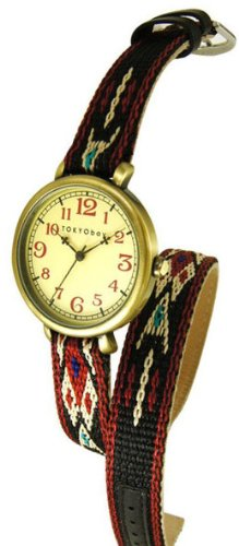 tokyobay-t018-georgia-bk-orologio-analogico-da-donna