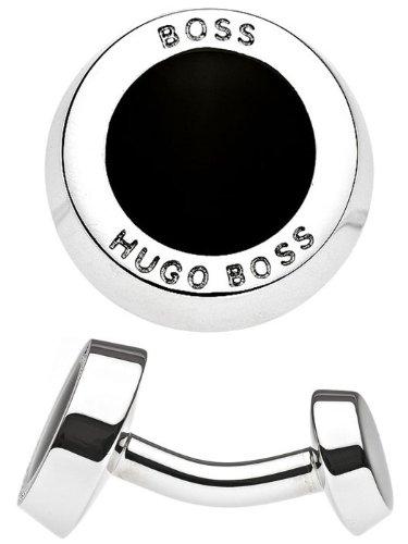 Boss 50219288 Simony Black Cufflinks