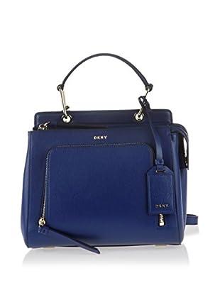 DKNY Bolso asa de mano R461161001 Bryant Park (Azul)