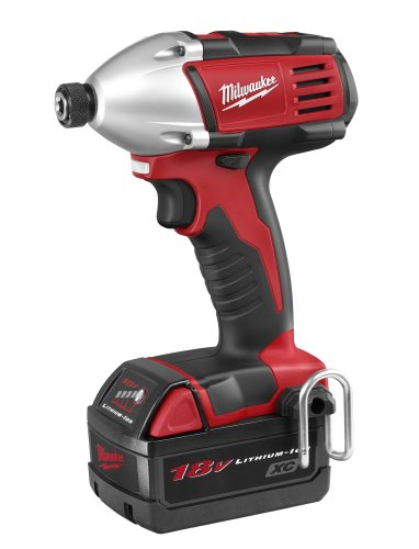 Milwaukee 2650-22 18-Volt Extra-Compact Impact Driver Kit