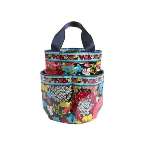 Vera bradley shower caddy tote in happy snails handbags for Vera bradley bathroom bag