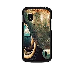 Vibhar printed case back cover for Nexus 4 DirtyTyre