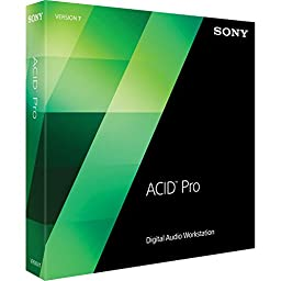Sony Creative Software Inc Sony Acid Pro 7 Esd
