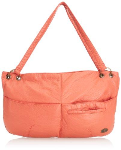 Roxy Ballad, Borsa a spalla donna Arancione Coral