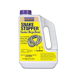 Bonide 875 Snake Stopper, 4-Pound