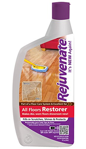 For Life Products RJ16FSCB Rejuvenate Wood Finish Restorer Floor Finish 16 OZ - As Seen On TV