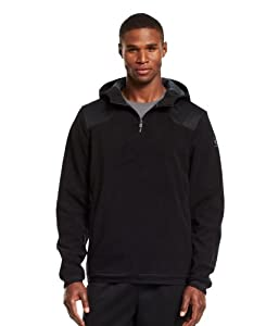 Under Armour Mens ColdGear® Infrared C1N ¼ Zip Hoodie by Under Armour