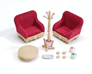 Calico Critters Country Living Room Furniture Set Amazon