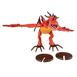 Amazon.com: Dreamworks Dragons Defenders of Berk Action Dragon Figure