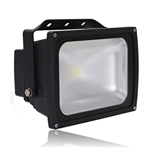 Click to buy LED Outdoor Lighting: Lighting EVER 40 Watt Super Bright Outdoor LED Flood Light from Amazon!
