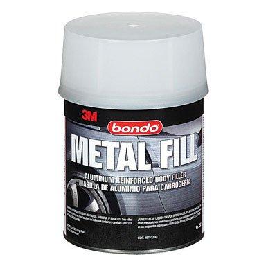 3M Bondo 452 Metal-Fill Filler Can - 1 Quart