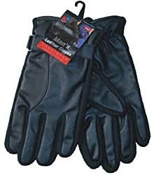 Ddi Mens Leather Gloves (Pack Of 72)
