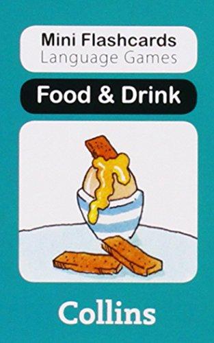 Food & Drink (Mini Flashcards Language Games) PDF