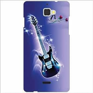 Coolpad Dazen 1 Back Cover - Guitar Designer Cases