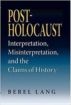 an analysis of the holocaust literature in history The complex radiography carried out throughout histories of the holocaust points out, as main characteristic of holocaust literature, the central place occupied by race - regarded either from scientific, or mystical points of view - and grasps the change in contemporary historical studies, that is, the shift from social history to the study.