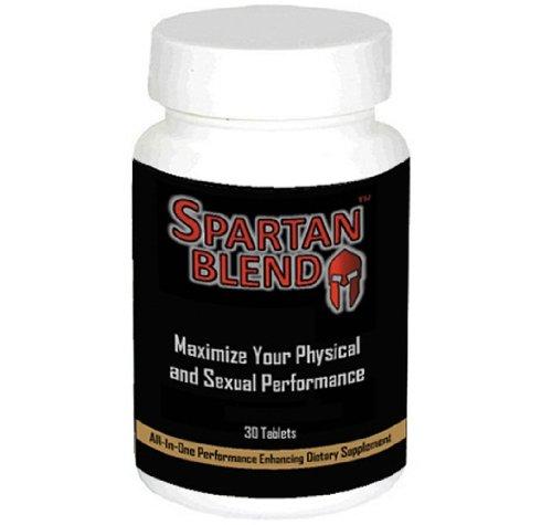Spartan Blend: Tribulus, Horny Goat Weed, Tongkat Ali, Maca, DHEA + More (30 Tablets)