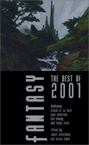 Image for Fantasy: The Best of 2001 (Fantasy: The Best of ... (Quality))