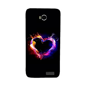 FASHEEN Premium Designer Soft Case Back Cover for Micromax Canvas Juice 4 Q382