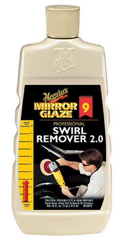 Meguiar's M9 Mirror Glaze Swirl Remover 2.0 - 16 oz. (Meguiar Scratch Remover compare prices)