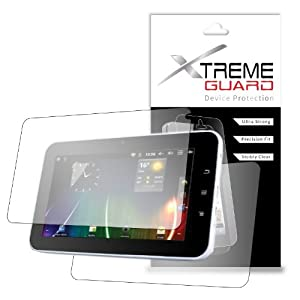 "XtremeGuardTM Supersonic Matrix SC-79BL 7"" Tablet Full Body Screen Protector (Ultra Clear) at Electronic-Readers.com"