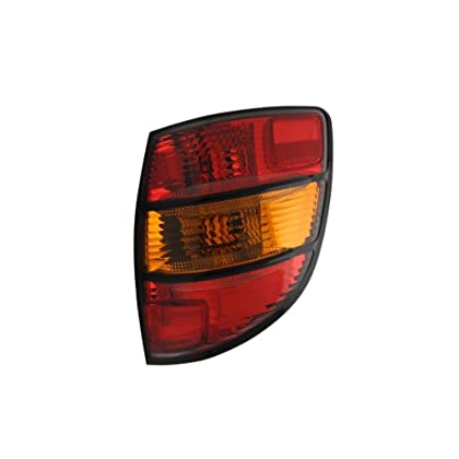 e85ed713f2a97 TYC 11-6122-01 Pontiac Vibe Driver Side Replacement Tail Light ...