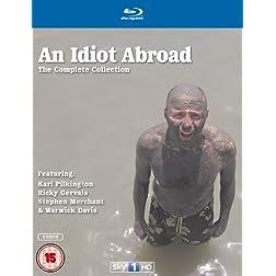Idiot Abroad Series: 1 - 3 [Blu-ray]