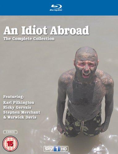 Idiot Abroad Series: 1 - 3 [Blu-ray] [Import]
