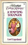 A Tempting Stranger (Candlelight Ecstasy, No. 181) (0440190851) by Copeland, Lori