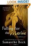 Falling for the Marine (Entangled Brazen) (A McCade Brothers Novel Book 2)