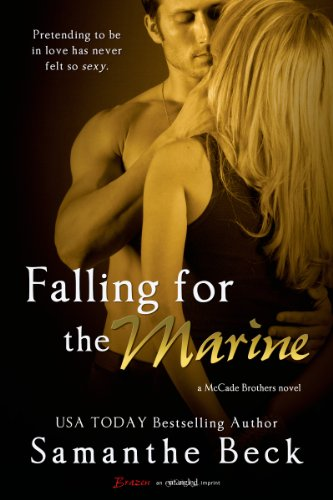 Image of Falling for the Marine (A McCade Brothers Novel Book 2)