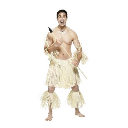 Zulu Warrior Costume