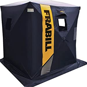 Best Icefishing Shelters: Frabill Frontier Ice Shelter