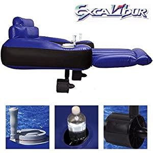 Excalibur Pr10 Motorized Inflatable Pool