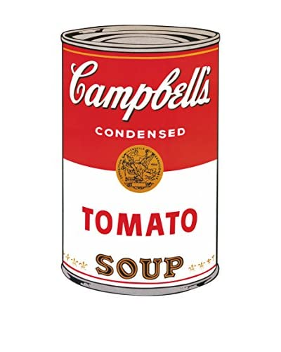 ArtopWeb Panel Decorativo Warhol Campbell S Soup