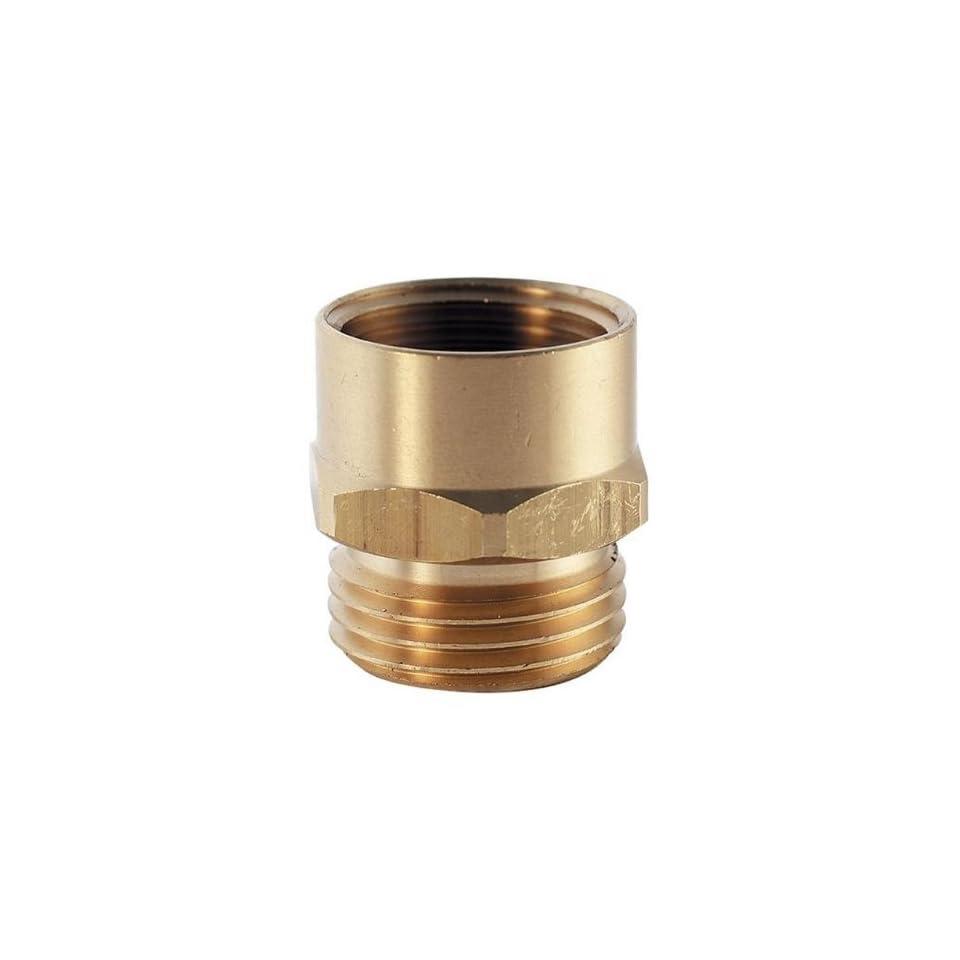 Plumb Craft Waxman 7410200N 3/4 Inch Hose Adapter