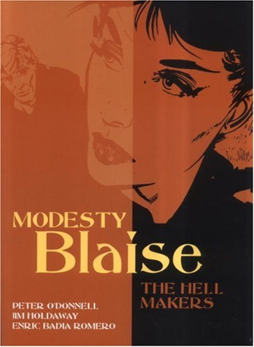 Modesty Blaise: Hell Makers