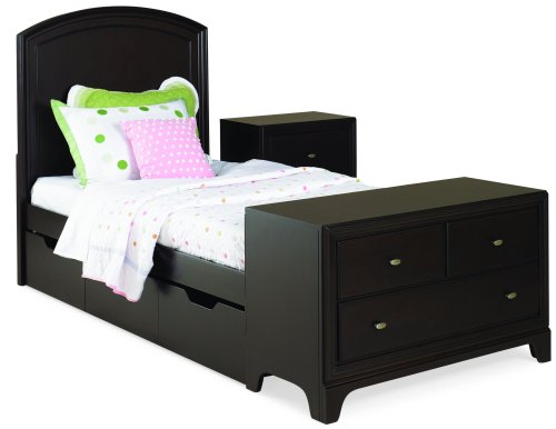 Buy low price lea kids midtown twin storage bed w for Cheap twin beds for kids