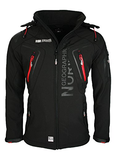 Geographical Norway Herren Softshell Funktions Outdoor Jacke...