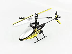 Xieda 9958 4 Channel 2.4Ghz Micro Radio Control Helicopter with Gyro