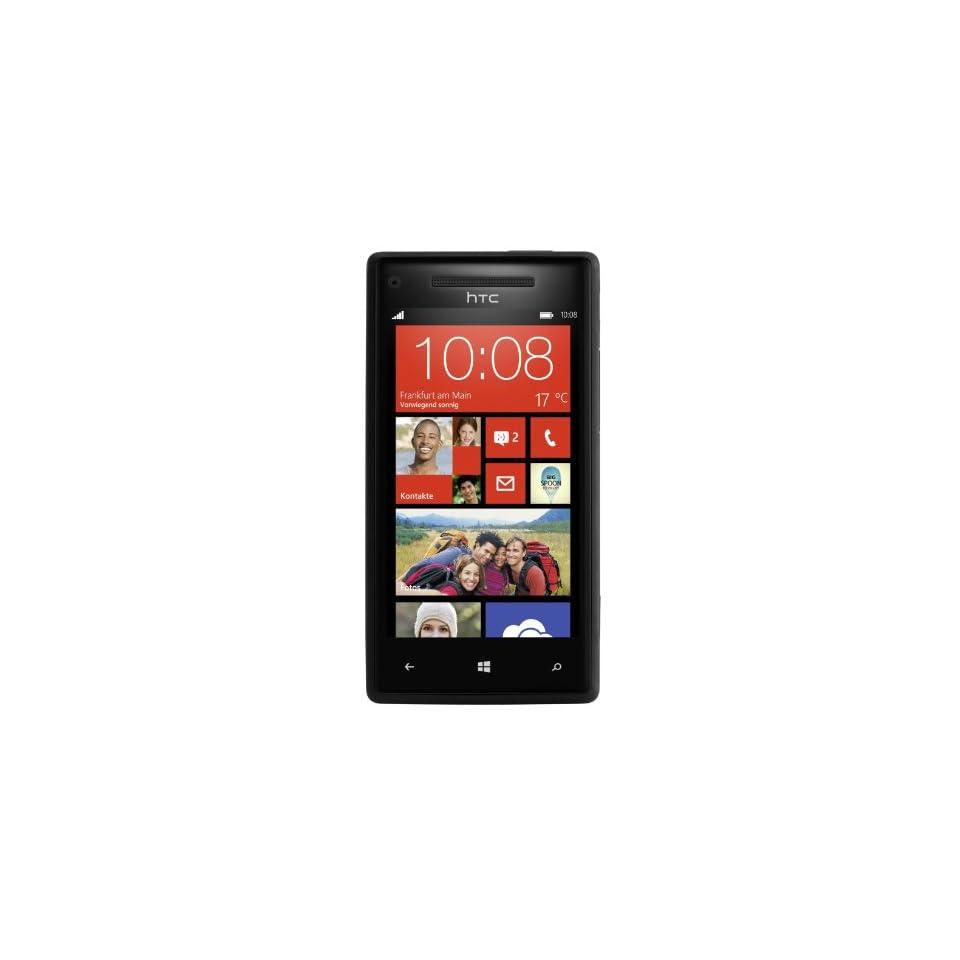 HTC 8X C625b 16GB Unlocked GSM Phone with Windows 8 OS, 4.3 HD Display, 8MP Camera, 1.5 GHz Qualcomm Dual Core Processor, Beats Audio, GPS, Wi Fi and Bluetooth   Black