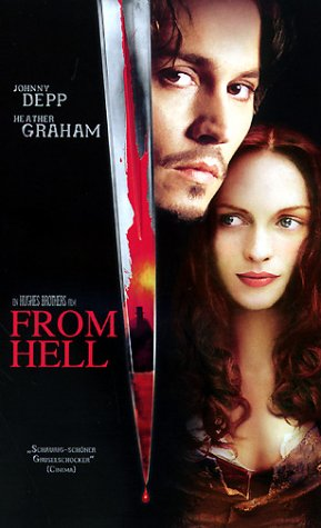 From Hell [VHS]