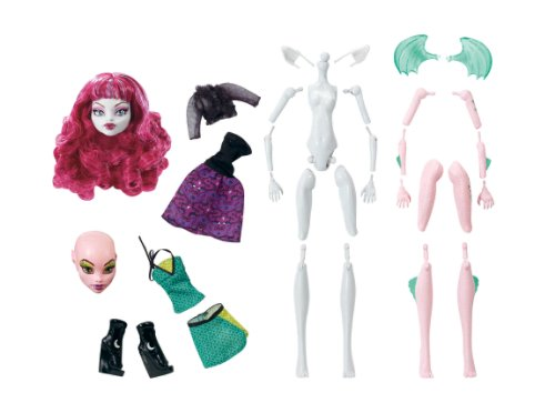 Monster High Create-a-Monster Werewolf & Dragon (Make Your Own Monster High compare prices)