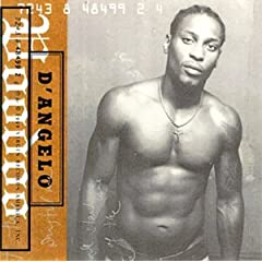 D'Angelo, Voodoo, cd sleeve