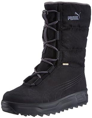Puma Borrasca III GTX, Unisex-Erwachsene Ungefütterte Schneestiefel, Schwarz (black-dark shadow-bronze 05), 36 EU (3 Erwachsene UK)