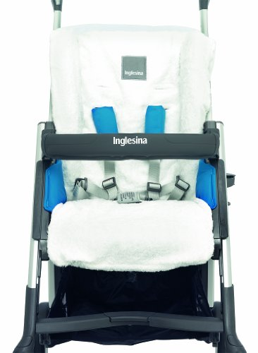 Inglesina Avio Stroller Summer Cover, Light Grey