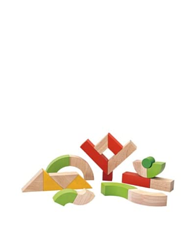 PlanToys Twisted Blocks Set As You See