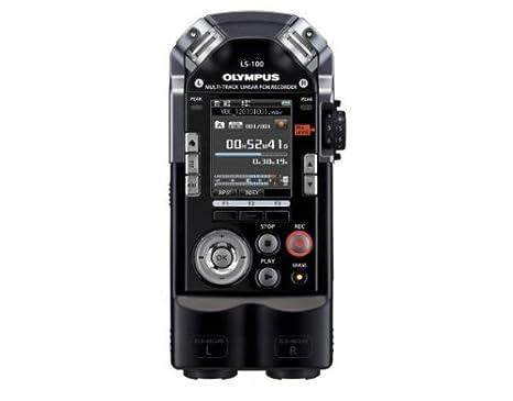 Dictaphone et Magn�tophone OLYMPUS LS100 NOIR